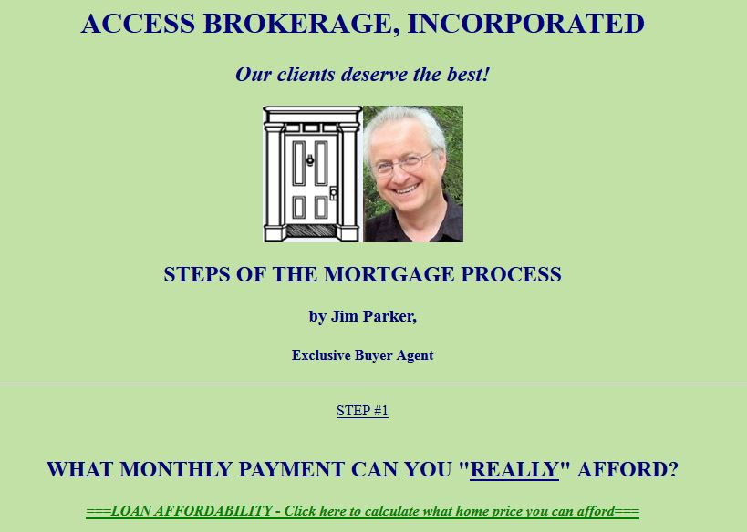 Summary of Mortgage Process and Questions to Ask to Compare Lenders